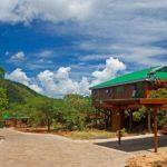 de voetpadkloof Log cabin